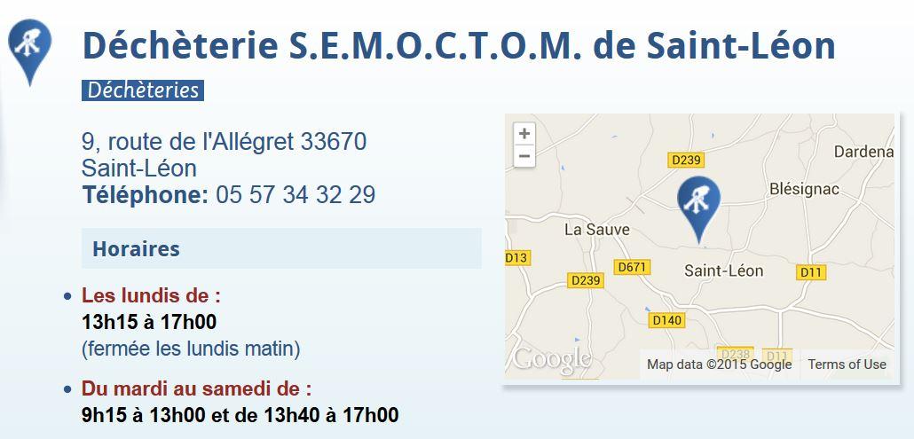 Semoctom saint-Léon