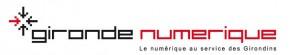 Gironde numérique Logo