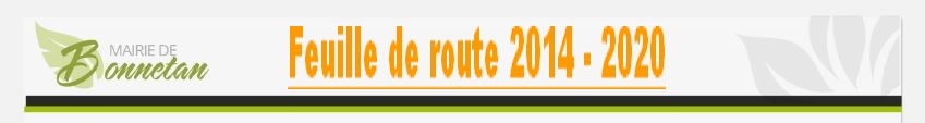 VM01 Feuille de route 2014-2015